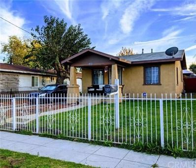 1371 W King Street, San Bernardino, CA 92410 - MLS#: IG19279174