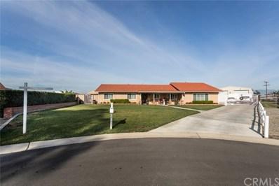1435 Hillrise Lane, Norco, CA 92860 - MLS#: IG19279948
