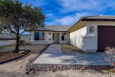 9571 Palm Drive, Desert Hot Springs, CA 92240 - MLS#: IG19284735