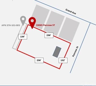 33065 Penrose Street, Wildomar, CA 92595 - MLS#: IG20001072