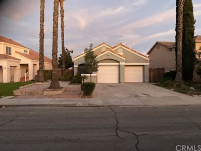 16656 War Cloud Drive, Moreno Valley, CA 92551 - MLS#: IG20007522