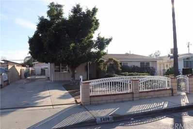 5409 Rosewood Street, Montclair, CA 91763 - MLS#: IG20008244