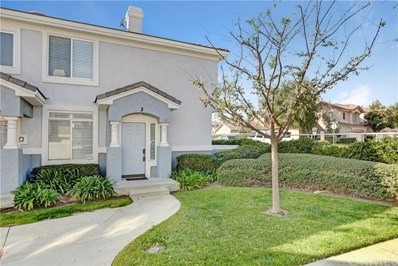 2285 Indigo Hills Drive UNIT 2, Corona, CA 92879 - MLS#: IG20009672