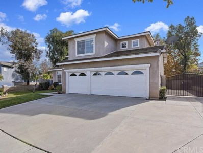 584 Redondo Lane, Corona, CA 92882 - MLS#: IG20010986