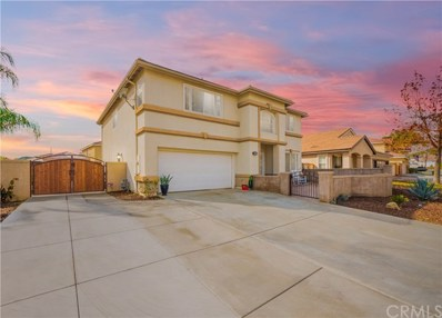 25301 Robinson Creek Lane, Menifee, CA 92584 - MLS#: IG20013780