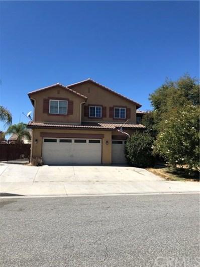 1834 Carroll Drive, San Jacinto, CA 92583 - MLS#: IG20020674