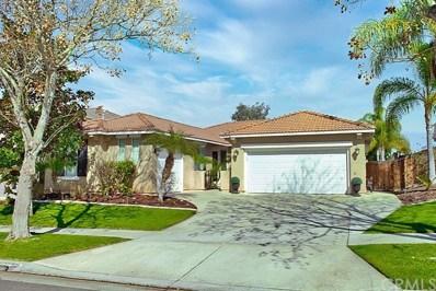 841 W Orange Heights Lane, Corona, CA 92882 - MLS#: IG20034415