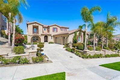 8892 Gentle Wind Drive, Corona, CA 92883 - MLS#: IG20049016