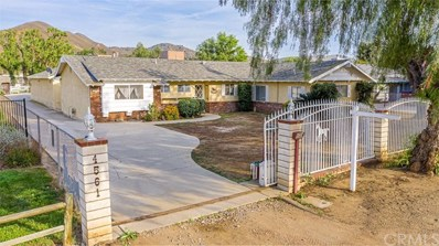 4561 Hillside Avenue, Norco, CA 92860 - MLS#: IG20051611