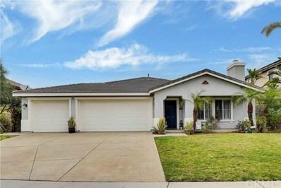1321 Radcliffe Circle, Corona, CA 92881 - MLS#: IG20060480