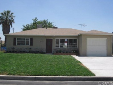 401 E South Street, Rialto, CA 92376 - MLS#: IG20062340