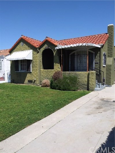 1839 W 65th Place, Los Angeles, CA 90047 - MLS#: IG20078690