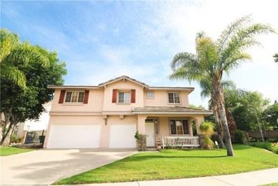 9398 Old Post Drive, Rancho Cucamonga, CA 91730 - #: IG20100376