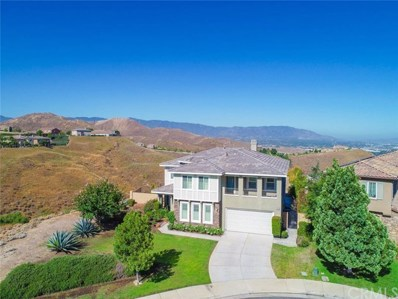 16749 Crescent Glen Court, Riverside, CA 92503 - MLS#: IG20121546