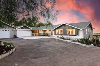 17051 Mockingbird Canyon Road, Riverside, CA 92504 - MLS#: IG20238398