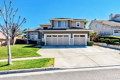 4143 Forest Highlands Circle, Corona, CA 92883 - MLS#: IG21038414