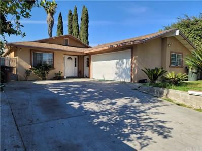 12602 Bonwood Road, El Monte, CA 91732 - MLS#: IG21047971