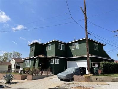 533 N Via Val Verde, Montebello, CA 90640 - MLS#: IG21048890