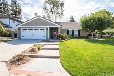 398 S Silverbrook Drive, Anaheim Hills, CA 92807 - MLS#: IG21089076