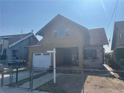 4505 Orchard Avenue, Los Angeles, CA 90037 - MLS#: IG21129481