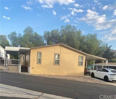 15181 Van Buren Boulevard UNIT 131, Riverside, CA 92504 - MLS#: IG21137967