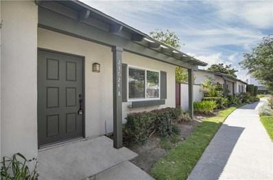 23624 Western Avenue UNIT A, Harbor City, CA 90710 - MLS#: IG21147008