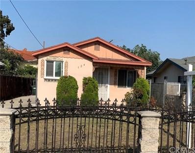 124 Elizabeth Avenue, Monterey Park, CA 91755 - MLS#: IG21151535