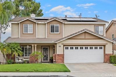 8982 Dahlia Drive, Corona, CA 92883 - MLS#: IG21175475