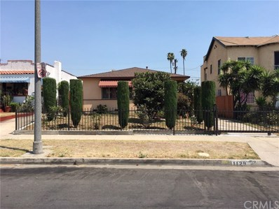 1127 W 85th Street, Los Angeles, CA 90044 - MLS#: IN17155614