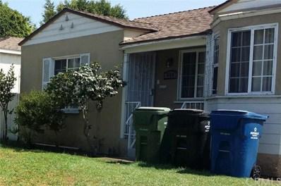 254 W 98th Street, Inglewood, CA 90301 - MLS#: IN17189839