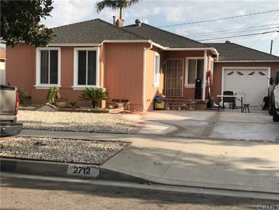 2712 W 146th Street, Gardena, CA 90249 - MLS#: IN17201381