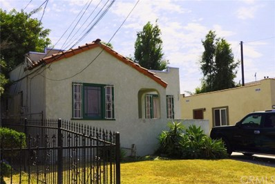 1424 W 106th Street, Los Angeles, CA 90047 - MLS#: IN17204873