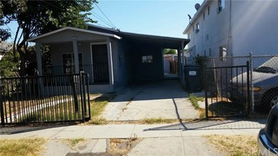 6712 Parmelee Avenue, Los Angeles, CA 90001 - MLS#: IN17244061