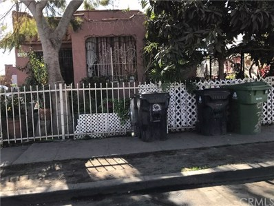 540 W 88th Place, Los Angeles, CA 90044 - MLS#: IN18017010