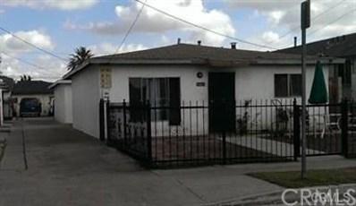 10532 Burl Avenue, Inglewood, CA 90304 - MLS#: IN18052318