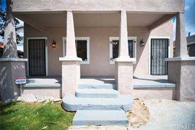 225 W 86th Place, Los Angeles, CA 90003 - MLS#: IN18091297