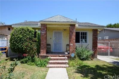 2811 Rodeo Road, Los Angeles, CA 90018 - MLS#: IN18137468
