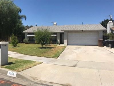 1161 Valley Spring Lane, Colton, CA 92324 - MLS#: IN18177082