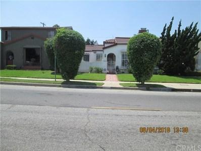 7607 8th Avenue, Los Angeles, CA 90043 - MLS#: IN18196000