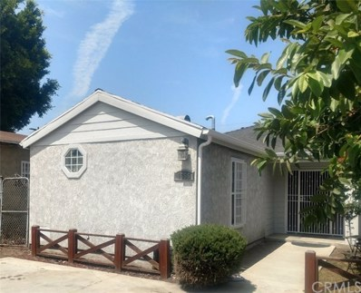 1555 W 59th Place, Los Angeles, CA 90047 - MLS#: IN18206400