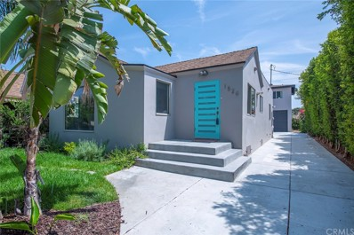 1520 Carmona Avenue, Los Angeles, CA 90019 - MLS#: IN18209643