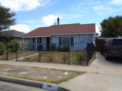 1116 S Amantha Avenue, Compton, CA 90220 - MLS#: IN18211684