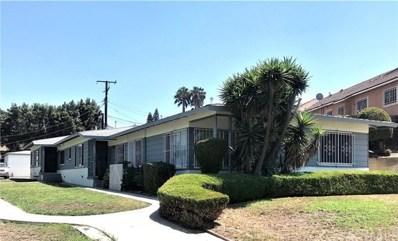10012 S 2nd Avenue, Inglewood, CA 90303 - MLS#: IN18216211