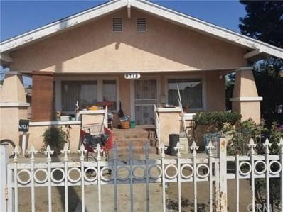 6712 Miramonte Boulevard, Los Angeles, CA 90001 - MLS#: IN18219390
