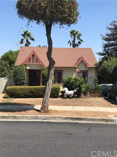 1316 N Park Avenue, Inglewood, CA 90302 - MLS#: IN18221548