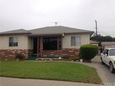 1605 137TH Street W, Compton, CA 90222 - MLS#: IN18237047