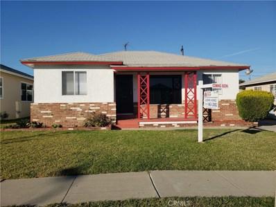 1605 137TH W, Compton, CA 90222 - MLS#: IN18297702