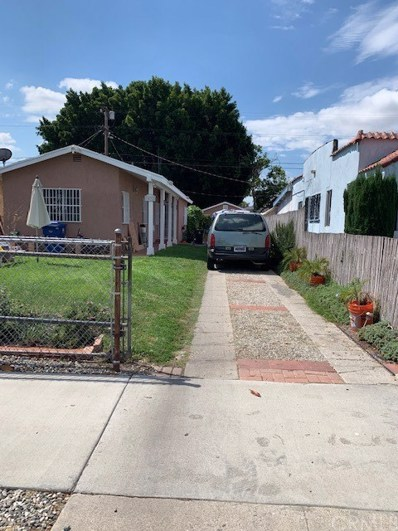 1532 W 60th Place, Los Angeles, CA 90047 - MLS#: IN19116199