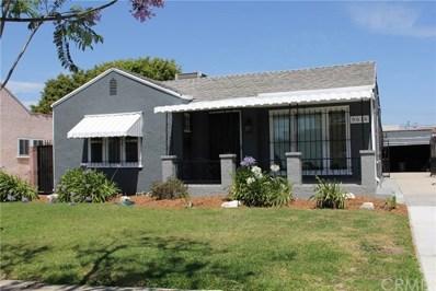 9616 S Denker Avenue, Los Angeles, CA 90047 - MLS#: IN19164978