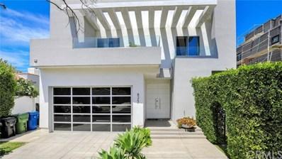 625 N Curson Avenue, Los Angeles, CA 90036 - MLS#: IN19166368